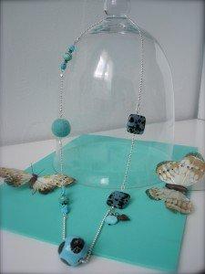 Sautoir marron / bleu dans Mes colliers ... DSC05939-225x300